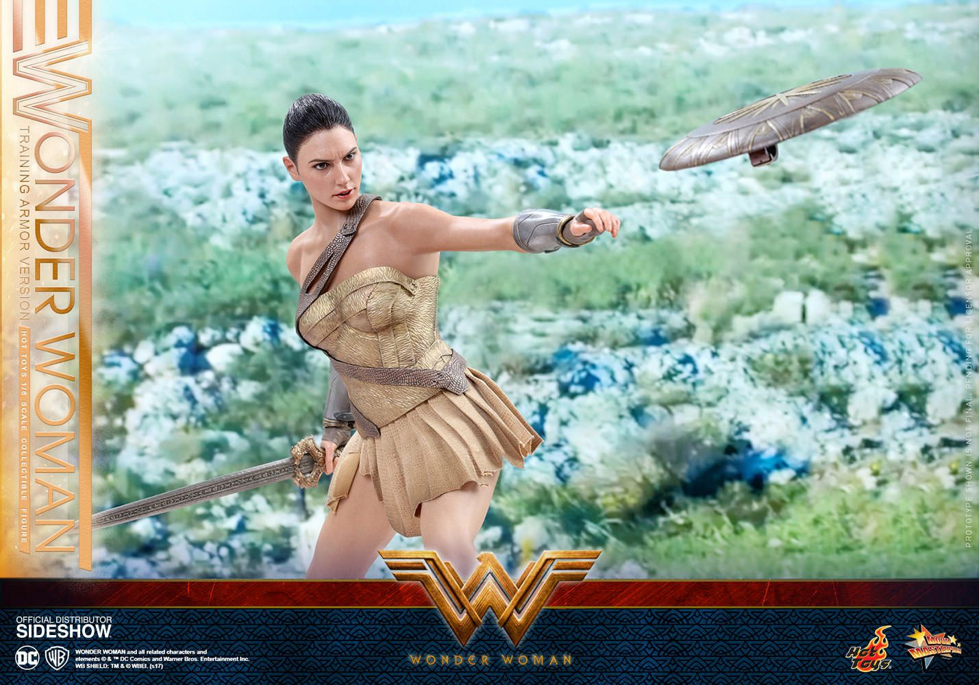 Hot-Toys-Wonder-Woman-Training-Armor-Version-Collectible-Action-Figure-12