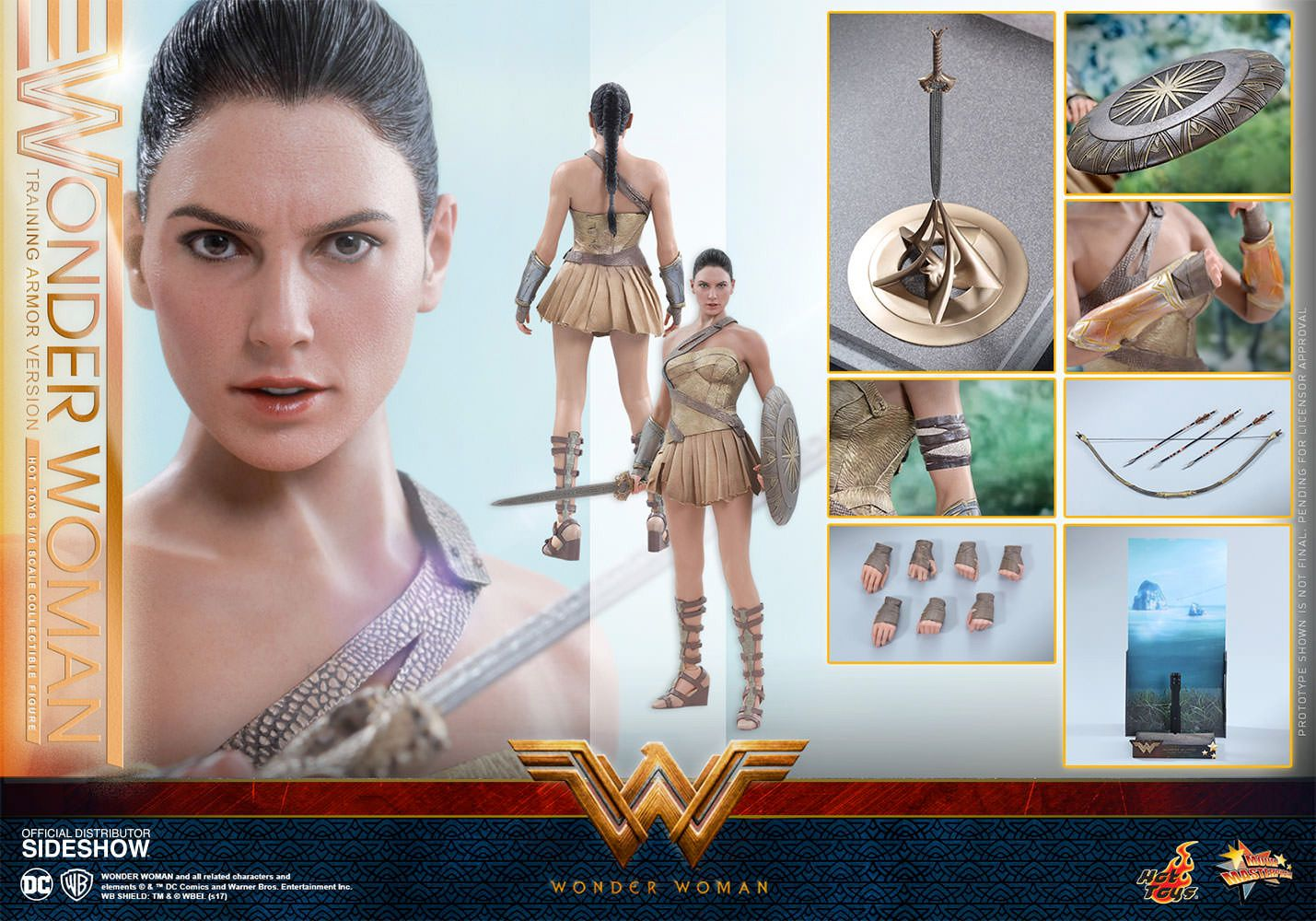 Hot-Toys-Wonder-Woman-Training-Armor-Version-Collectible-Action-Figure-16