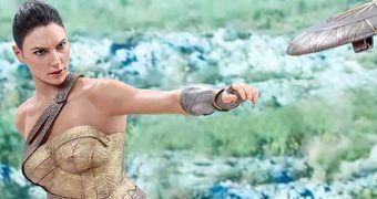 Mulher Maravilha (Gal Gadot) Armadura de Treinamento – Action Figure Perfeita 1:6 Hot Toys Wonder Woman Movie