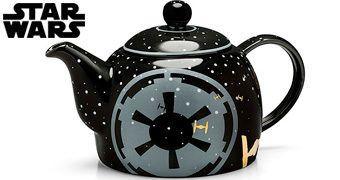 Bule de Chá Star Wars Black Empire