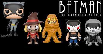 Batman: A Série Animada Pop! Parte II: Vilões