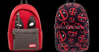 Mochilas Deadpool Marvel