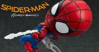 Boneco Nendoroid Spider-Man: Homecoming (Homem-Aranha: De Volta ao Lar)