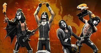 Estátuas KISS Rock Iconz: Hotter than Hell e Alive!