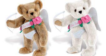 Dia dos Namorados: Ursinho de Pelúcia Cupido!