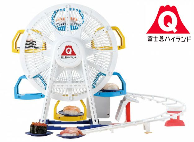 Sushi-Ferris-Wheel-Roller-Coaster-Fuji-Q-Serving-Sushi-Toy-01a
