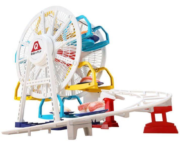 Sushi-Ferris-Wheel-Roller-Coaster-Fuji-Q-Serving-Sushi-Toy-03