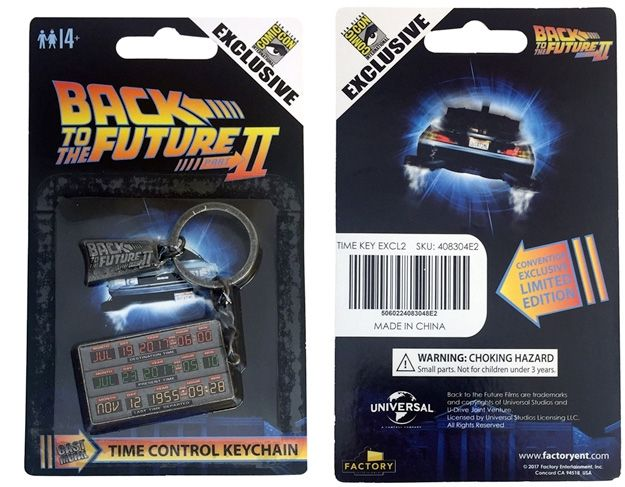 Chaveiro-De-Volta-para-o-Futuro-Back-To-The-Future-Part-II-Time-Circuit-Keychain-SDCC-02