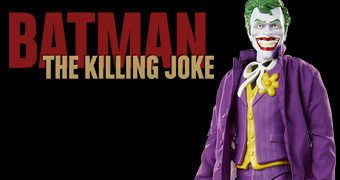 Action Figure Joker em A Piada Mortal (The Killing Joke) com 51 cm de Altura!