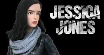 Estátua Jessica Jones (Krysten Ritter) Marvel Gallery