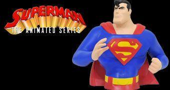 Cofre Superman: A Série Animada