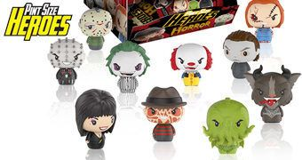 Mini-Figuras Terror/Horror Pint Size Heroes (Funko Blind-Box)