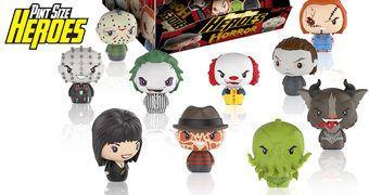 Mini-Figuras Terror/Horror Pint Size Heroes (Funko Blind-Box)