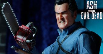Ash Williams Ultimate (Bruce Campbell) – Action Figure Neca da Série Ash vs Evil Dead