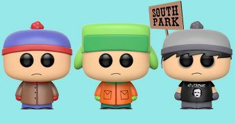 Bonecos South Park Pop! Wave 2