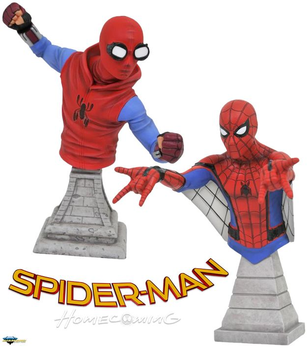 Bustos-Homem-Aranha-Spider-Man-Homecoming-Busts-01