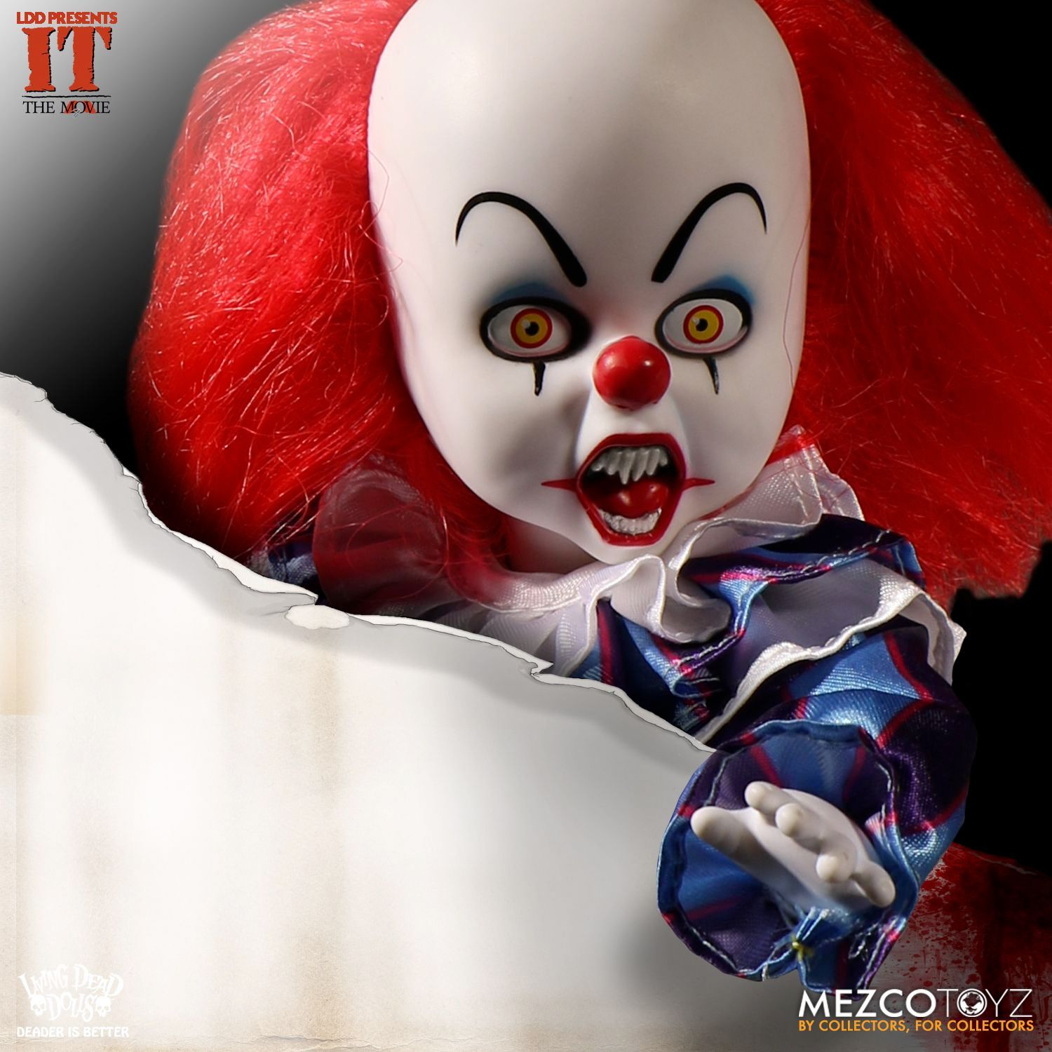 It A Obra Prima Do Medo Best living dead dolls presents: palhaço pennywise em it (1990) de