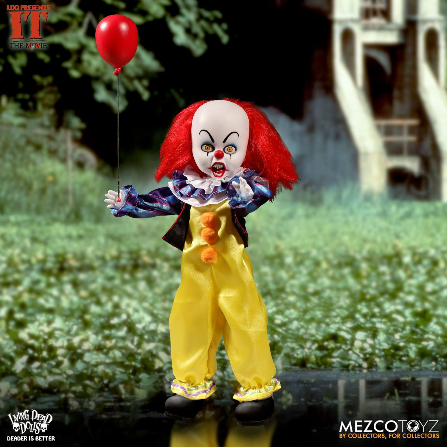 Living-Dead-Dolls-Presents-Boneco-Palhaco-Pennywise-It-1990-Stephen-King-03
