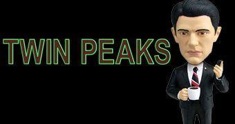 Boneco Bobble Head Twin Peaks Agent Cooper (Kyle MacLachlan)