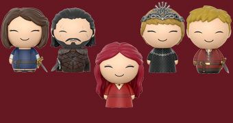 "Bonecos Game of Thrones Dorbz e ""Batalha dos Bastardos"" Pop!"