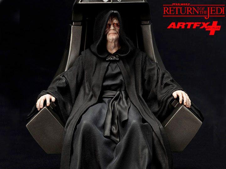 Estatua-Star-Wars-ArtFX-Emperor-Palpatine-Statue-03
