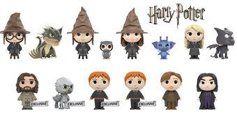 Harry Potter Mystery Minis Série 2 – Mini-Figuras Funko Blind-Box