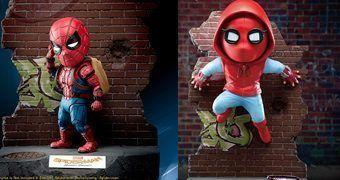 Action Figure e Estátua Egg Attack Homem-Aranha: De Volta ao Lar
