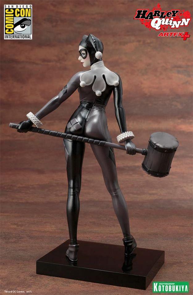 Estatua-Harley-Quinn-A-Night-in-Gotham-ARTFX-Statue-2017-SDCC-04