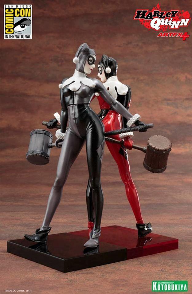 Estatua-Harley-Quinn-A-Night-in-Gotham-ARTFX-Statue-2017-SDCC-06