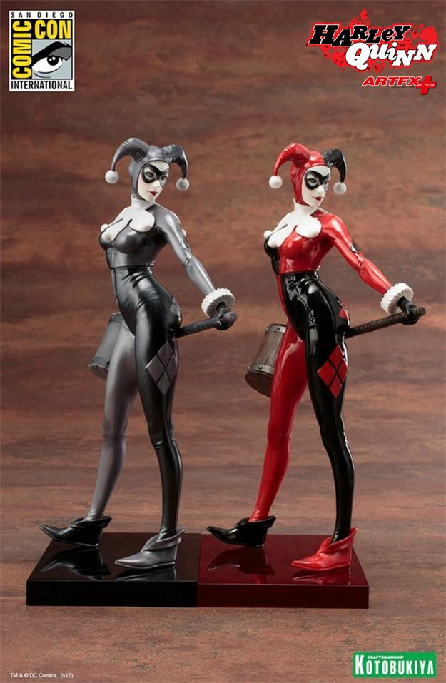 Estatua-Harley-Quinn-A-Night-in-Gotham-ARTFX-Statue-2017-SDCC-07