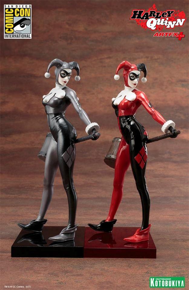 Estatua-Harley-Quinn-A-Night-in-Gotham-ARTFX-Statue-2017-SDCC-07