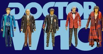 Action Figures 5.5″ Doctor Who: 13 Doctors!
