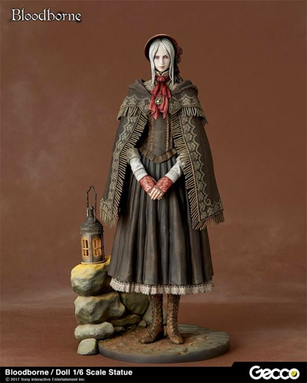 Estatua-Bloodborne-The-Doll-Statue-05