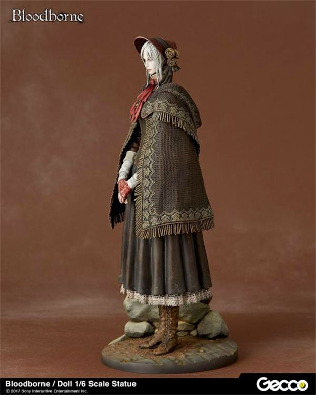 Estatua-Bloodborne-The-Doll-Statue-06