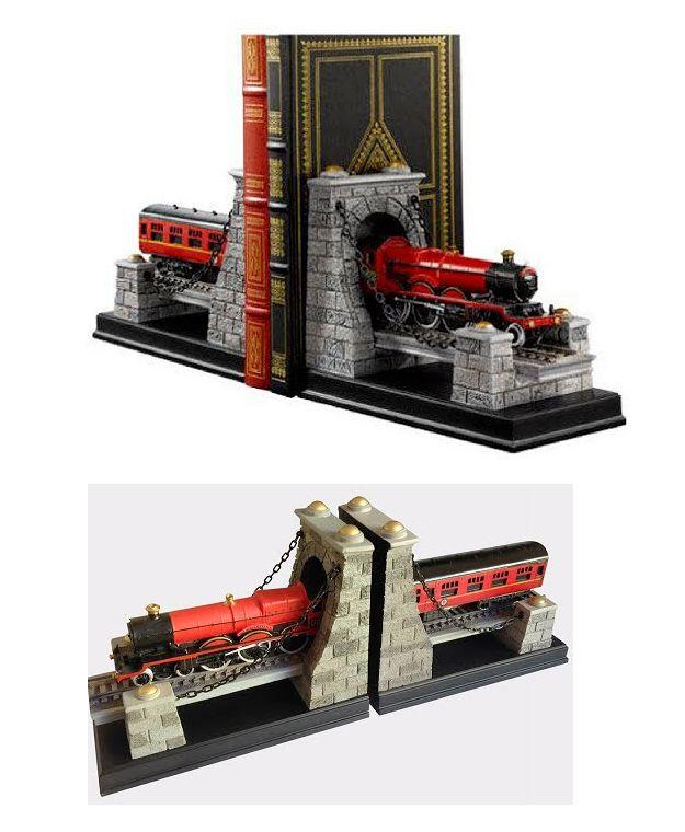 Apoio-de-Livros-Harry-Potter-Hogwarts-Express-Bookend-Set-04