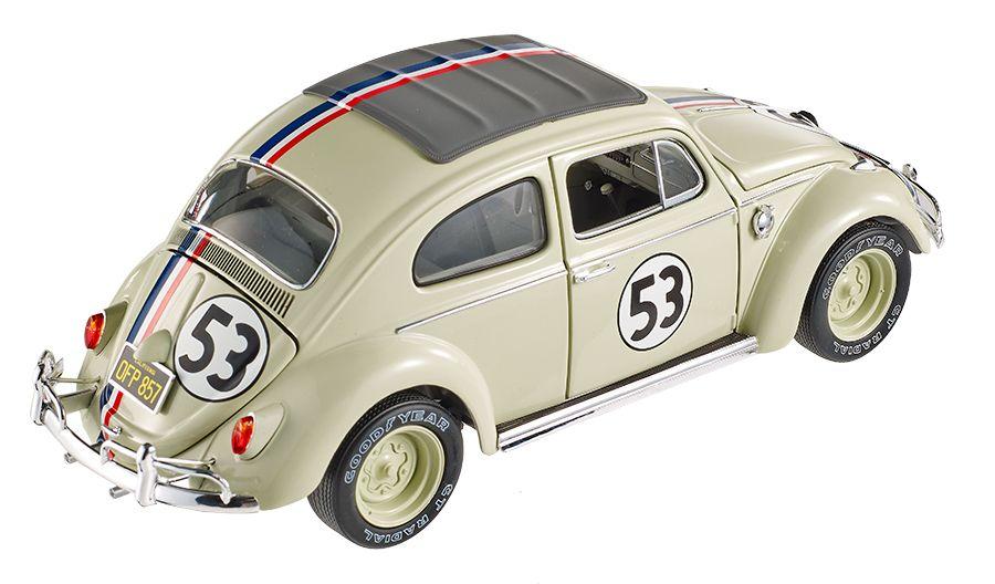 Carrinho-Herbie-Goes-to-Monte-Carlo-VW-Beetle-Hot-Wheels-Elite-Cult-Classics-Die-Cast-Vehicle-04