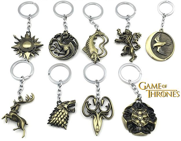 Chaveiros-Game-of-Thrones-House-Sigils-Inspired-Charms-Keychains-01
