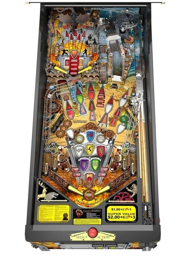 Game-of-Thrones-Pinball-LE-Arcade-Pinball-Machine-11