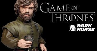 Busto Game of Thrones: Tyrion Lannister Mão da Rainha (Dark Horse)