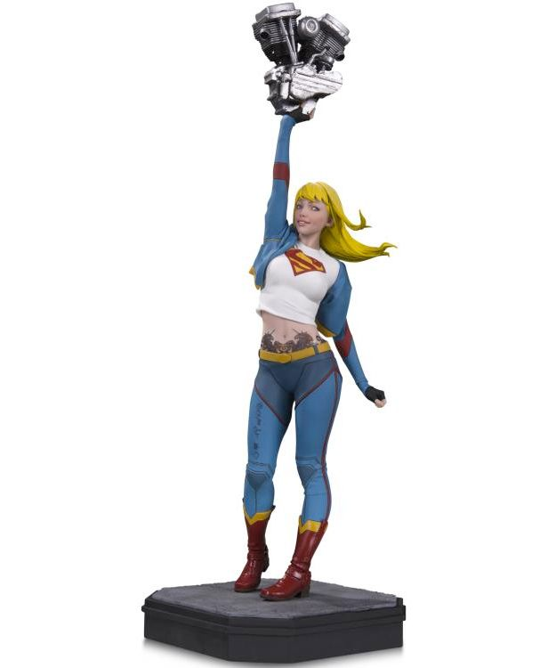 Supergirl-Gotham-City-Garage-Statue-01