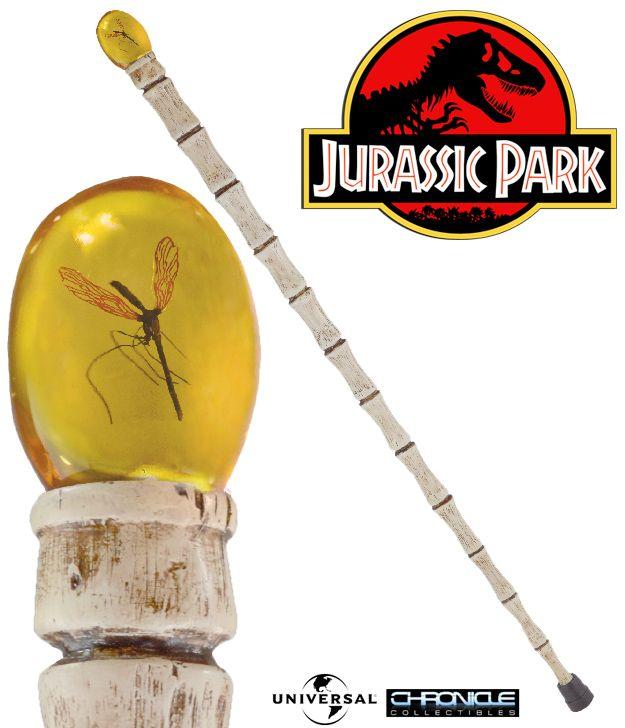Bengala-John-Hammond-Amber-Cane-Jurassic-Park-Prop-Replica-01