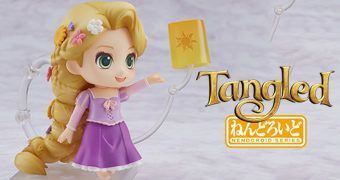 Boneca Nendoroid Rapunzel (Enrolados Disney)