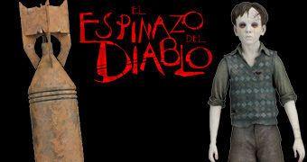 Action Figure Santi do Filme El Espinazo del Diablo de Guillermo del Toro