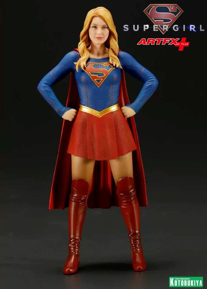 Estatua-Supergirl-TV-Series-ArtFX-Statue-01