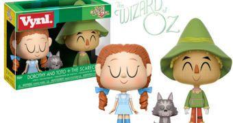 Bonecos O Mágico de Oz Funko VYNL