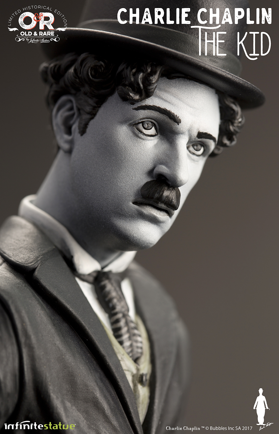 Charlie-Chaplin-O-Garoto-The-Kid-Infinite-Statue-03