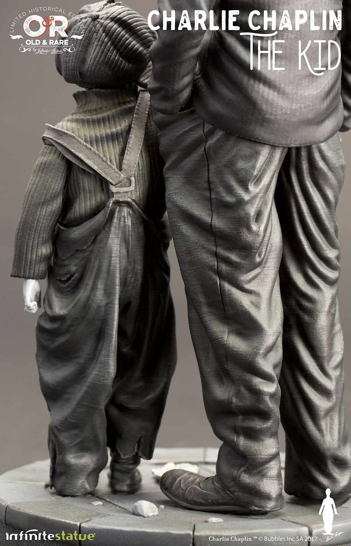 Charlie-Chaplin-O-Garoto-The-Kid-Infinite-Statue-08
