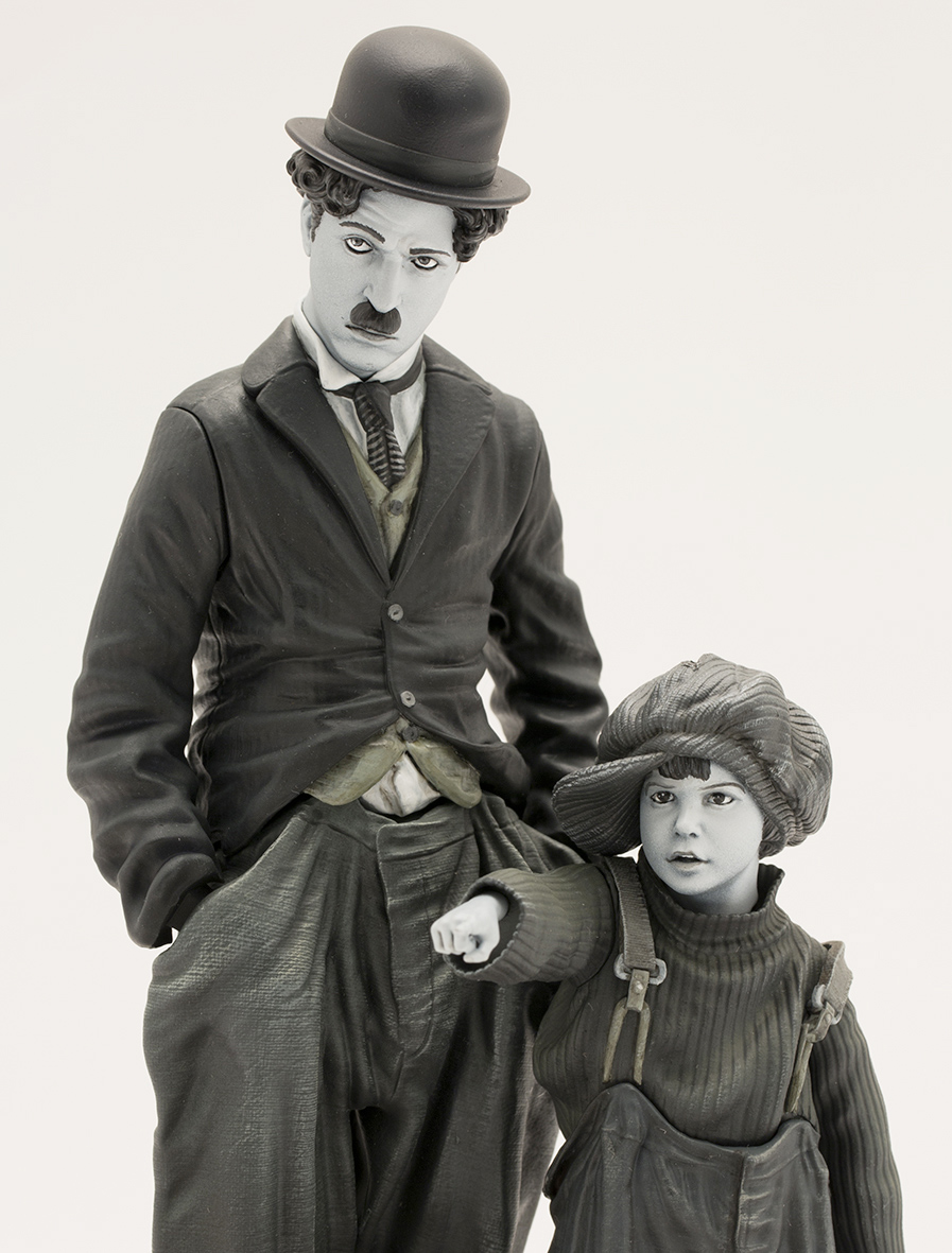 Charlie-Chaplin-O-Garoto-The-Kid-Infinite-Statue-11