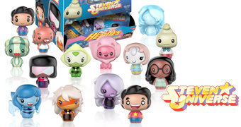 Steven Universe Pint Size Heroes – Mini-Figuras Funko Blind-Box