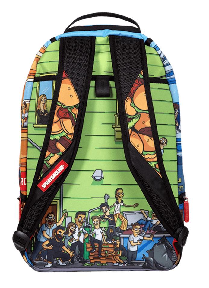 Mochila-Bobs-Burgers-Insanity-Sprayground-Backpack-03